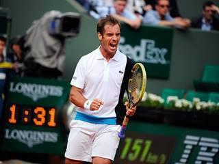 Interview & Vidéo : Une formalité pour Gasquet (Roland Garros 2013) | Tennis & ATP - Vivez la saison 2013 ! | Scoop.it
