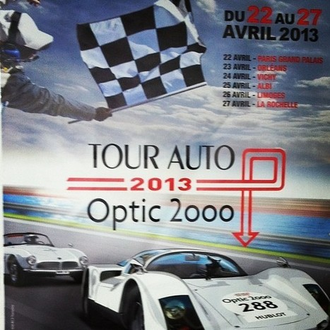 Le tour auto 2013 passe à Albi :) #sndiffusion #auto #instacars #instapost #nice... | Vroum Vrouumm | Scoop.it
