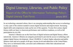 New Report Highlights School Libraries' Promotion of Digital Literacy | Media Center Hot Topics | Scoop.it