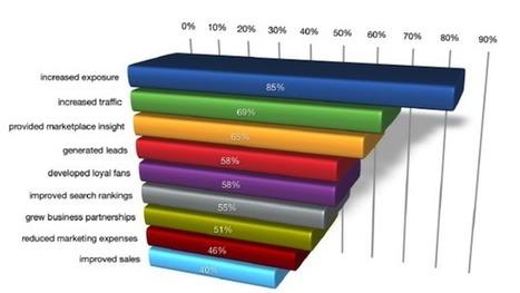 The 5 Ws of Social Media Marketing: Industry Survey & Insights | SEO Talk | Scoop.it