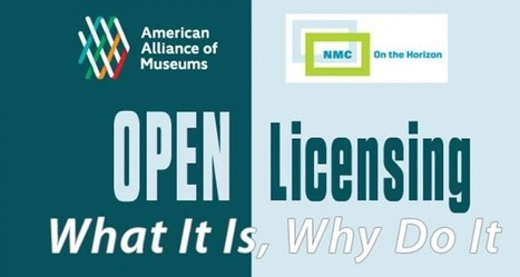 Open Licensing: What Is It, Why Do It? | OpenGLAM | Open Culture | Scoop.it