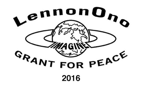 The LennonOno Grant For Peace 2016 | Art contemporain et culture | Scoop.it