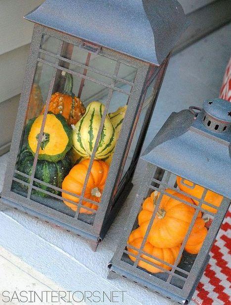 Fantastic Fall Planters :: Laura Trevey's clipboard on Hometalk | Garden Ideas by Team Pendley | Scoop.it