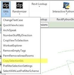 Revit Add-Ons: dp Stuff Utils - 2015 Revit Add-in | BIM FM | Scoop.it