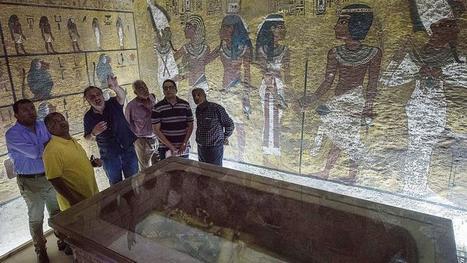 Tombe secrète de Néfertiti: de nouvelles analyses en Égypte dès jeudi   Le Figaro   Kiosque du monde : Afrique   Scoop.it