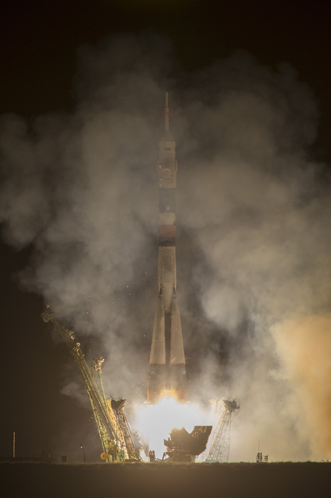 New Expedition 37 Crew Launches to Space Station | Holotúria | Scoop.it