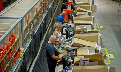 Workforce Planning: Amazon to take on 15,000 new UK staff | #BUSS3 from Vision West Notts | Scoop.it