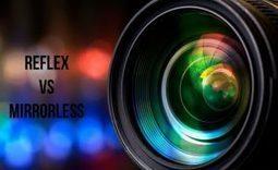 Reflex Vs Mirrorless: Quale Scegliere e Perché?   fotocamerapro   Scoop.it