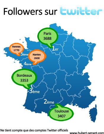 Médias sociaux: quand les villes tissent leur toile ! (1/2) | Toulouse networks | Scoop.it