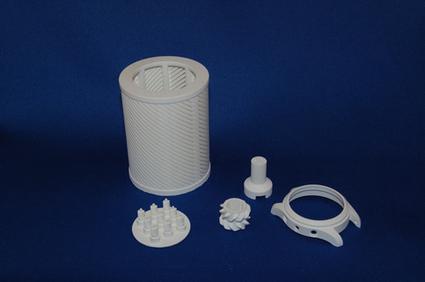 ECN: Eerste bedrijf ter wereld voor 3D-printen van keramiek | ICT showcases 2013 | Scoop.it