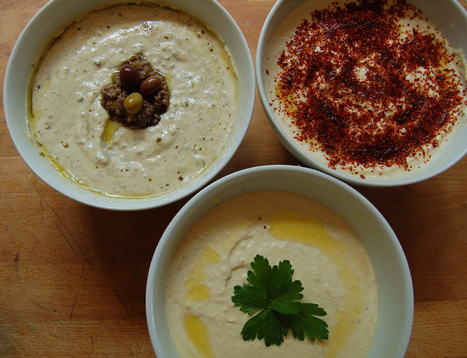 The Best Hummus   Healthy Whole Foods   Scoop.it