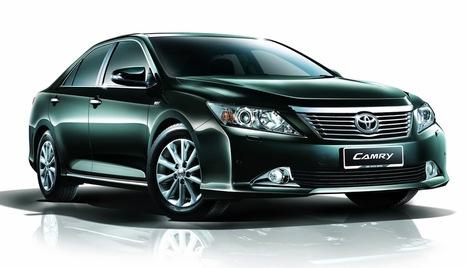 Dịch vụ thuê xe 5 chỗ Camry đi Thái Bình | cho thuê xe du lịch | Scoop.it