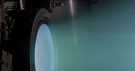 The Space Travel of the Future: Ion Propulsion   Science and Tech news   Scoop.it