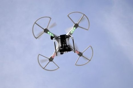 California Assembly approves limits on drones, paparazzi | sUAS News | UAV | Scoop.it