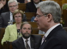 Harper's A 'Reverse Robin Hood': Mulcair   Conservatives and Canada's 41st Parliament   Scoop.it