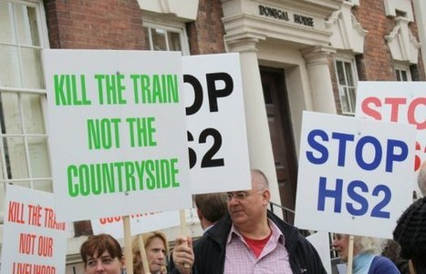 Campaigners insist Chancellor can't justify HS2 costs in the shadow of public ... - Lichfield Live | SteveB's Politics & Economy Scoops | Scoop.it