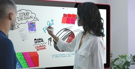 Introducing Jamboard the Digital Whiteboard, for Greater Collaboration in the Cloud | Technology in Business Today | Scoop.it