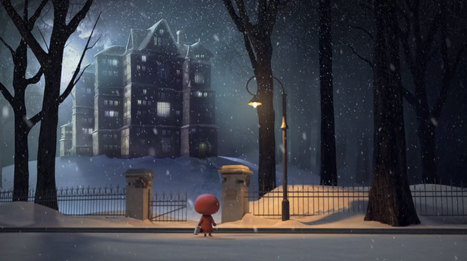 orphelinat-russie-dessin-anime | J'écris mon premier roman | Scoop.it