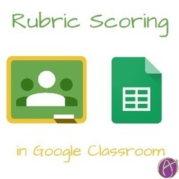 Google Classroom - Using RubricTab to Assess Students | learnig by teaching! | Scoop.it