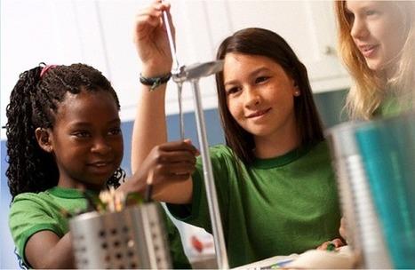 National Girls Collaborative Project | | edutrescero | Scoop.it