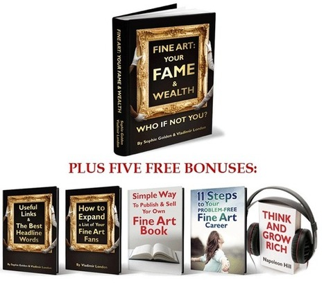 Fine Art: Your Fame and Wealth | Art and Artists | Scoop.it