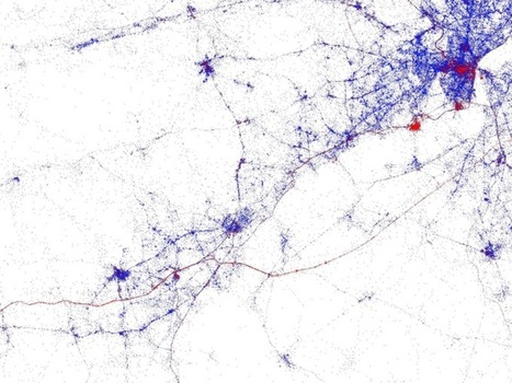 Gnip Mapping Travel, Languages & Mobile OS Usage with Twitter Data | Text Analytics | Scoop.it