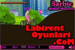 Barbie Bisiklet Macerası | oyunlar,oyun oyna,bedava oyunlar,labirent oyunları | Scoop.it