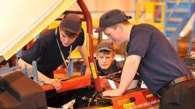 New goal of 30000 modern apprentices a year by 2020 - BBC News   Youth Employment   Scoop.it