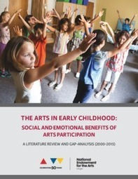 Arts Activity Benefits Child Development- NC Arts Everyday | Creative Projects | Scoop.it
