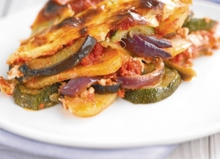 Vegetable Moussaka Recipe : Cook Vegetarian Magazine | Food for Foodies | Scoop.it