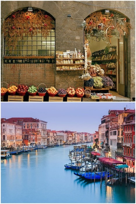 Italy's Towns among the Top 25 Cities in the World by the Readers' Choice Awards of Condé Nast Traveler | Italia Mia | Scoop.it
