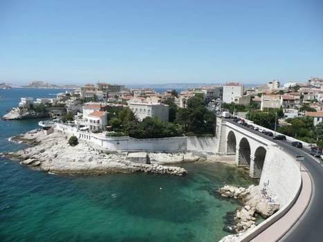 Découvrir le bord de mer de Marseille : la Corniche | Les lieux où sortir à Marseille | Scoop.it