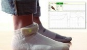 These sensor-infused socks track your steps and ID injury-prone running styles - GeekWire | USB devices and sensors | Scoop.it