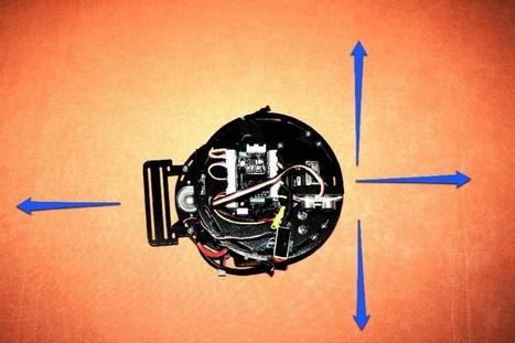 Teaching my Arduino robot how to drive. - Electric Gardener | Arduino, Netduino, Rasperry Pi! | Scoop.it