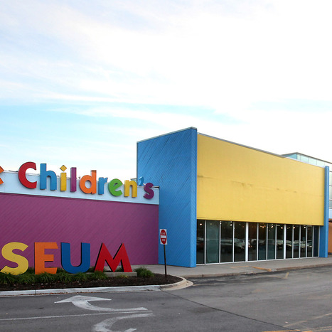 Museum encourages learning through play at the Naperville Public Library - Naperville Sun | SocialLibrary | Scoop.it