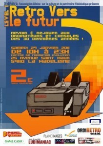 [Expo] Rétro vers le futur - Level 1 | Amiga | Scoop.it