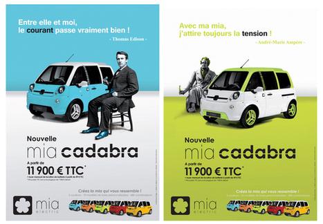 Mia Cadabra – La voiture électrique personnalisable selon Mia Electric | Open source car | Scoop.it