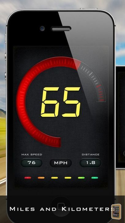 Speedometer for iPhone & iPad - App Info & Stats | iOSnoops | iPad and iPhone Apps | Scoop.it