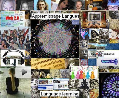 Apprentissage des langues et Réseaux Médias Sociaux - Language learning and social networks - Campus FLE Education | TICE et Enseignement | Scoop.it