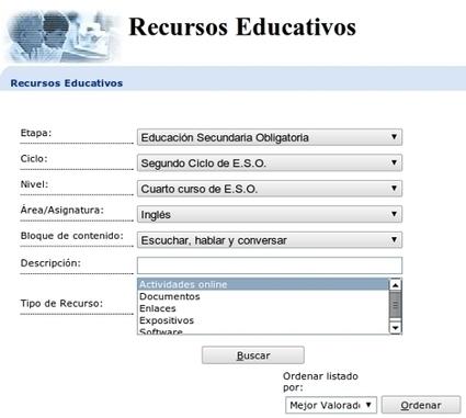 Bancos de recursos: Portal Medusa   LAS TIC EN EL COLEGIO   Scoop.it