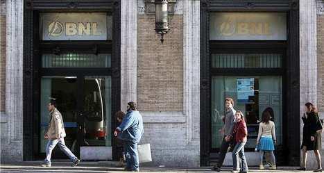 BNP Paribas voit son résultat amputé par les difficultés de sa filiale italienne BNL | Banque | Scoop.it