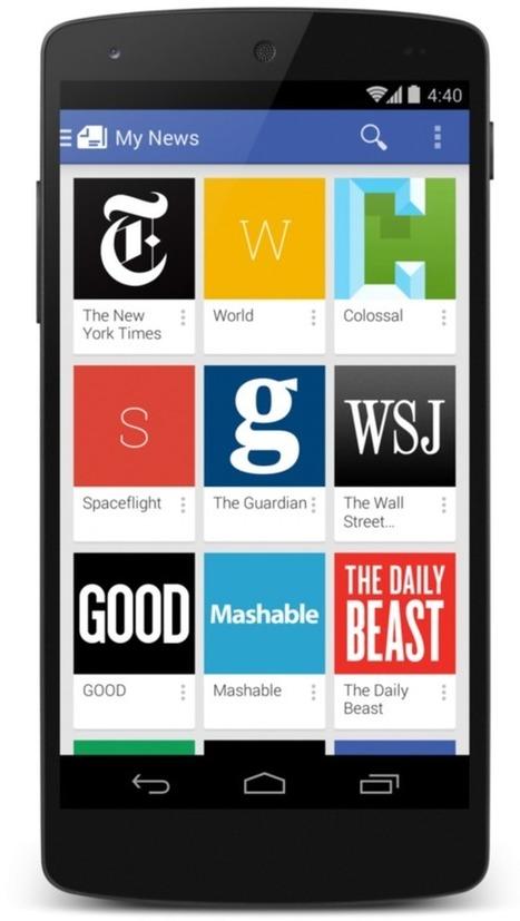 Google Newsstand, nueva APP de Google | PyMEs 3.0 | Scoop.it