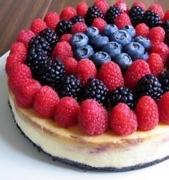 Light Fluffy White Chocolate Raspberry CheesecakeGrandma's Diary | Chocolate Pudding Cake Recipe | Scoop.it
