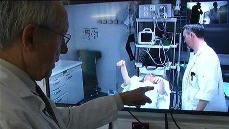 Langres : La télémédecine vient au secours des patients atteints d'AVC - France 3 Bourgogne | Télémédecine, téléconsultation... | Scoop.it