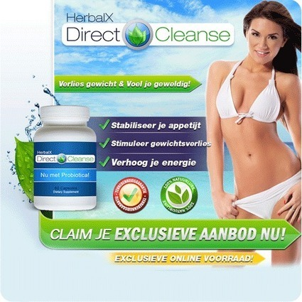 Herbal X Direct Cleanse Recensie - Maken uw exclusieve aanbieding nu! | elvis quinn | Scoop.it