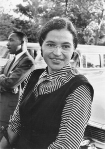 Rosa Parks | BDHS History Day | Scoop.it
