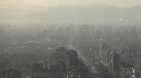Pour lutter contre la pollution, la Chine choisit une solution ... - Slate | Chine | Scoop.it