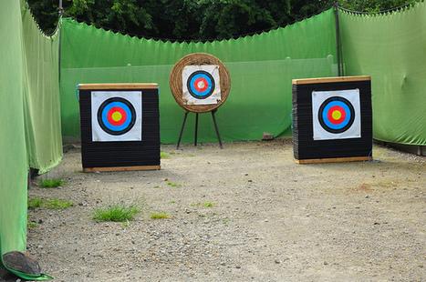 The 5 Best Archery Targets - Bow and Arrow HQ | bowandarrowhq | Scoop.it