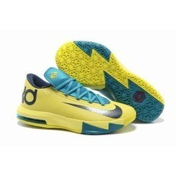 Nike Zoom KD 6 Tartrazine Yellow Green for sale | Kobe 8 All Star | Scoop.it