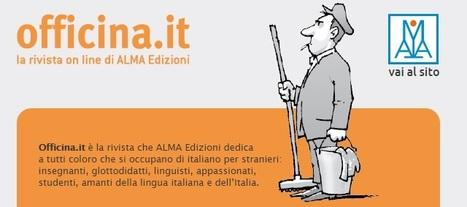 Officina.it n.23: La programmazione - ALMA Edizioni | Italiano per stranieri | Scoop.it